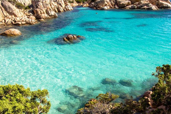 Wandern auf Sardinien Italien