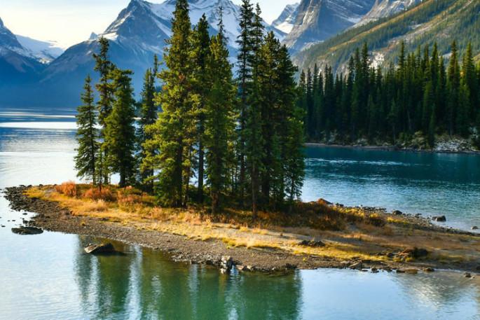 Wandern in Kanada Kanada