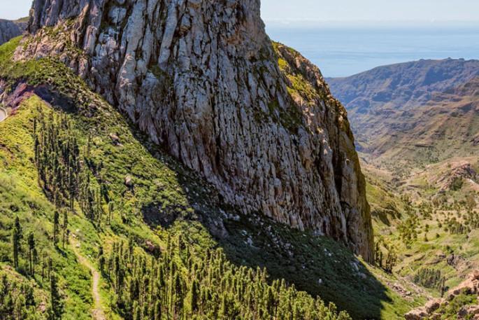 Auf La Gomera wandern Sie im Paradies! Spanien