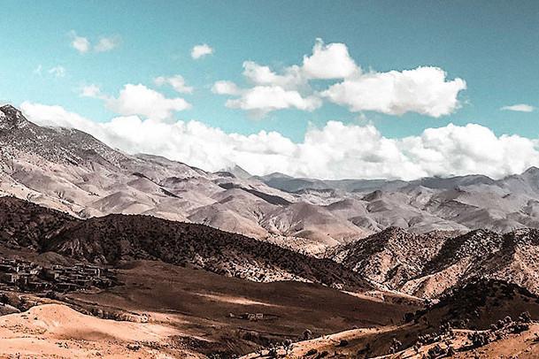 Wandern in Marokko Marokko