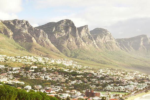 Wandern in Südafrika Südafrika