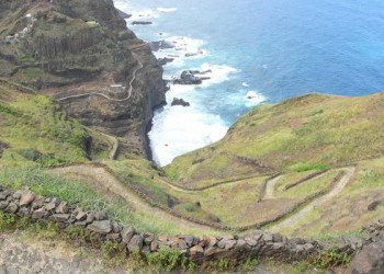 Rast in Ponta do Sol, Santo Antao