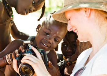 Begegnung mit den Himbas