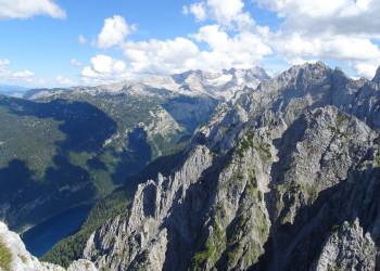 Gosaukamm mit Dachsteinblick   © Eurofun Touristik