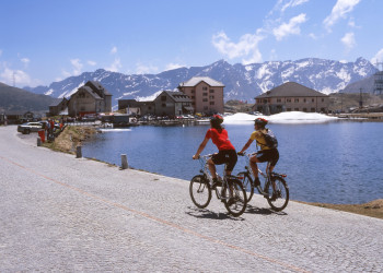 Basel nach Lugano mit dem Bike   © Eurotrek