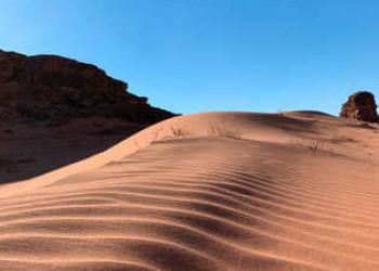 Fotospaß im Wadi Rum