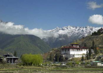 Kloster bei Paro