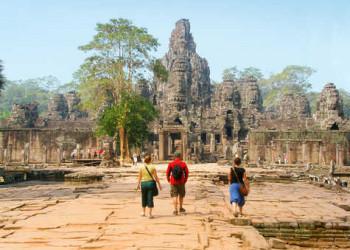 Besuch von Angkor Wat