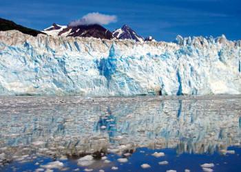 Gletscherwelt bei Valdez
