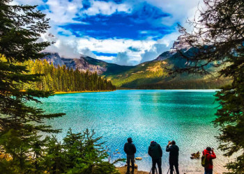 Fotospaß am Emerald Lake