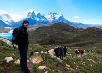Wanderung durch die südlichen Anden
