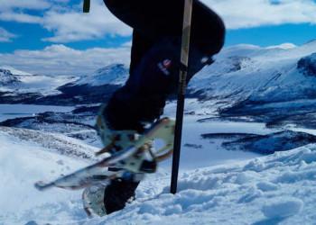 Schneeschuhwandern in Jotunheimen