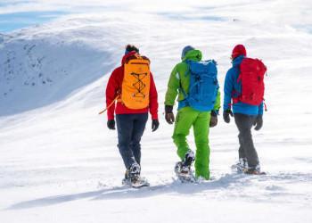 Gemeinsam unterwegs im Rondane
