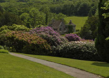 Scotney Castle, Gardens
