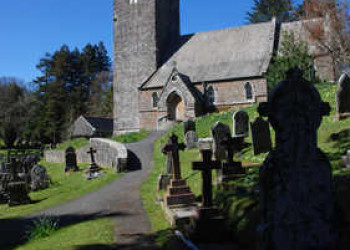 Kirche in Saundersfoot
