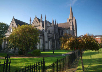 Dublin, St. Patricks Cathedral