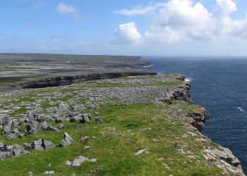 Aussicht im Burren