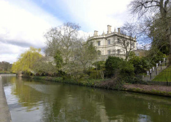 Eindrücke am Regent's Canal