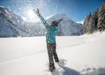 Pures Wintervergnügen!