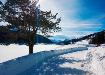 Wanderung nach Davos