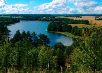 Seenlandschaft Masuren