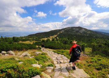 Kammweg im Riesengebirge