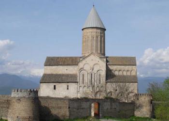 Alaverdi Kathedrale in Telavi