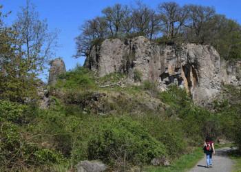 Wanderung am Stenzelsberg