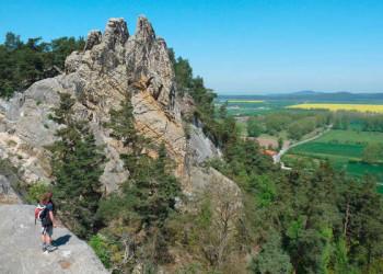 Teufelsmauer bei Blankenburg