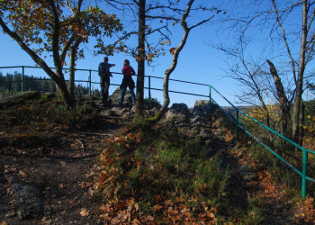 Aussichtspunkt Engelsley bei Monschau