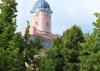 Historisches Rathaus in Templin