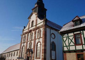 St. Peter und Paul Kirche, Dermbach