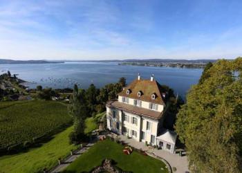 Schloss Arenenberg in Salenstein (Schweiz)