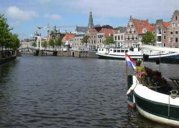 In den Grachten von Haarlem