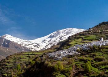 Wanderung von Capileira nach Pampaneira