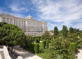 Palacio Real und Gärten