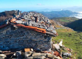 Wanderung auf den Monte Hernio