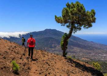 Wanderung zum Pico Bejenado