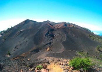 Wanderung auf der Vulkanroute