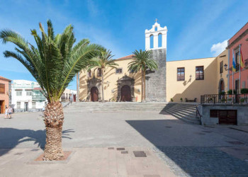 Hauptplatz von Garachico