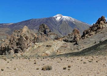 Wanderung im Teide
