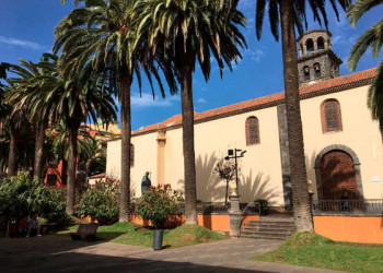 Kirche Nuestra Señora de Concepción