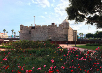 Castillo de la Luz in Las Palmas