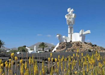 Monumento al Campesino auf Lanzarote