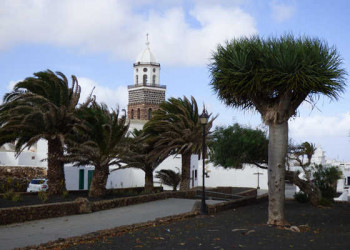 Kirche in Teguise