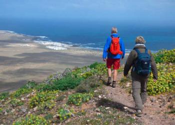 Wanderung nach Famara