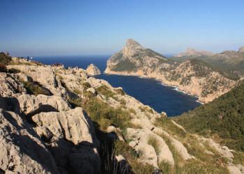 Wanderung am Cap Formentor