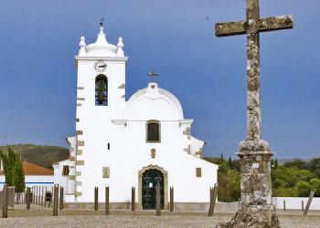 Dorfplatz von Querença