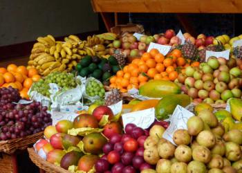 Früchtemarkt in Funchal