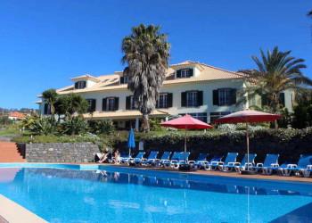 Quinta Alegre, Außenansicht mit Pool
